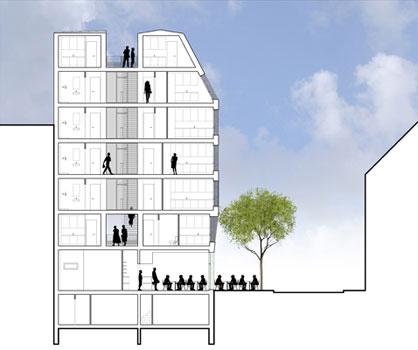 Metek archi 70my for Architecture des batiments